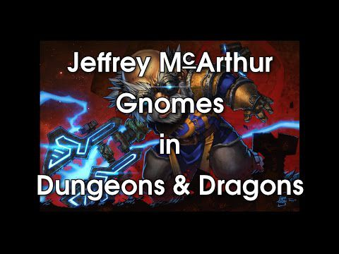 Gnomes in Dungeons & Dragons