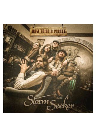 💿 Storm Seeker How to Be a Pirate from 'Guns Don't Cry' LP