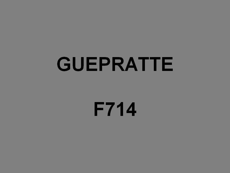GUEPRATTE  F714 ,Frégate FLF ,Type La Fayette