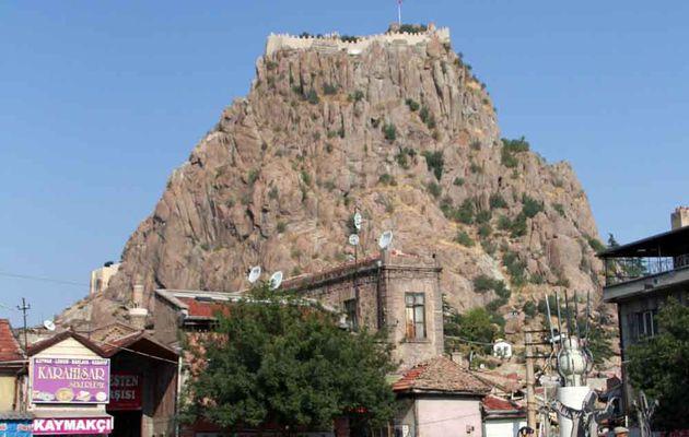 Afyon et sa vieille ville aux charmes multiples - 1ère partie