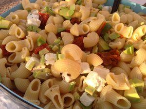 Salade pasta italiana