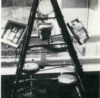 Solar Music Ladder @ Joe Jones. 1985-86