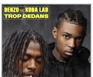 Denzo invite Koba LaD dans le cinématographique 🎬 Trop Dedans