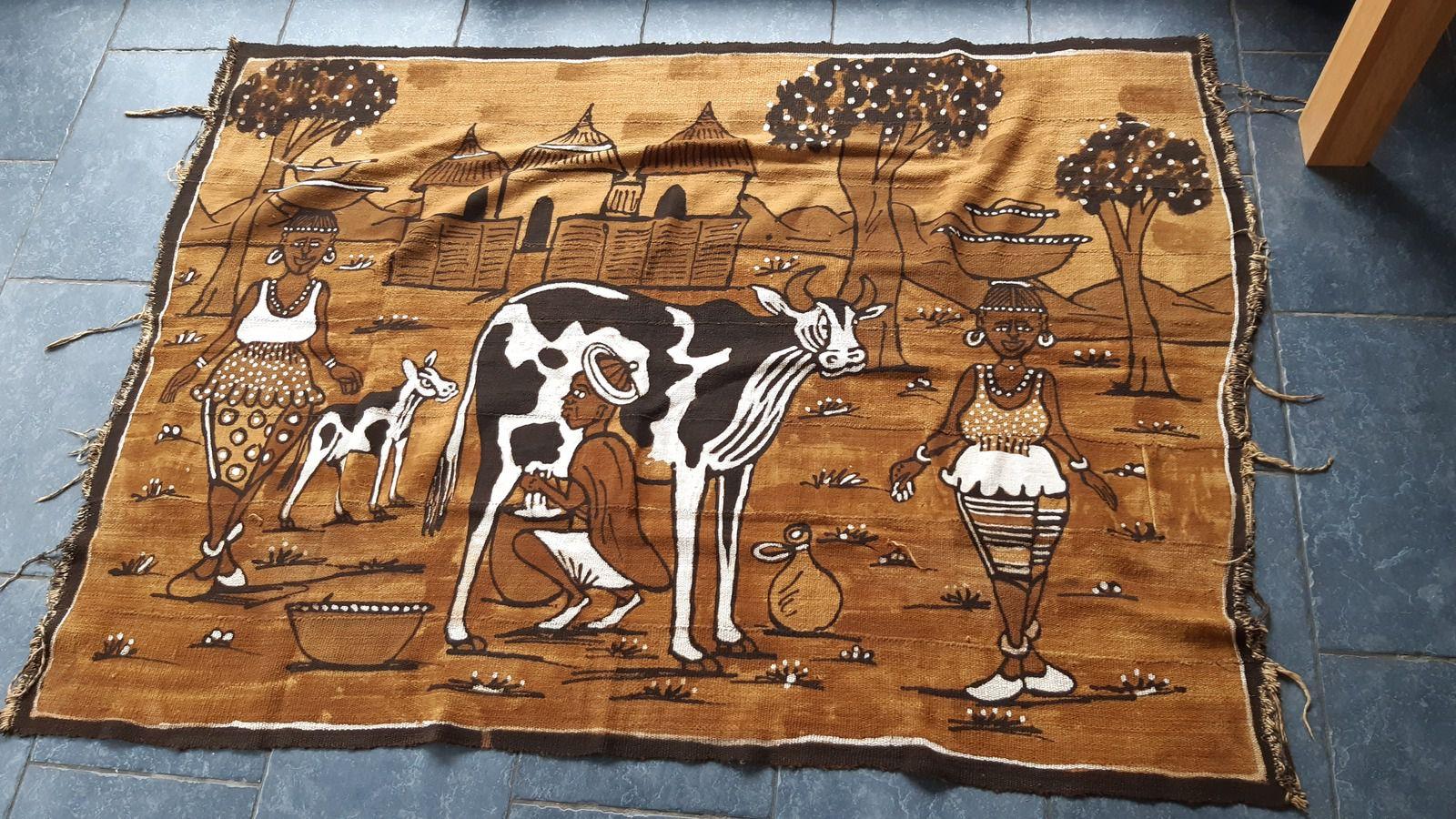 Artisanat malien à Maubeuge