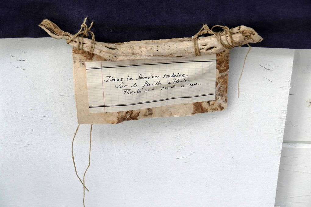 haïku de Jocelyne Van De Walle-Hérault