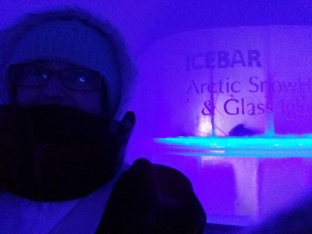 Artic snow ice hotel - Lapponia (Finlandia)