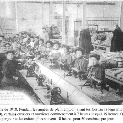 Les usines
