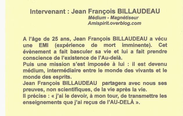 conference Billaudeau