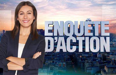 """""""Pompiers de Bourgogne : en alerte sur la route de la mort"""" dans """"Enquête d'action"""" ce soir sur W9"""
