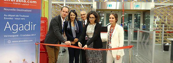 De Toulouse à Agadir avec Air Arabia Maroc