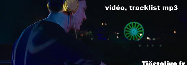 Tiësto Vidéo, tracklist and mp3   Electric Daisy Carnival   Las Vegas, NV - june 17, 2017