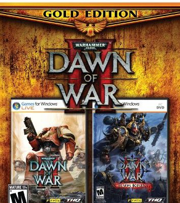 Dawn of War II + Chaos Rising