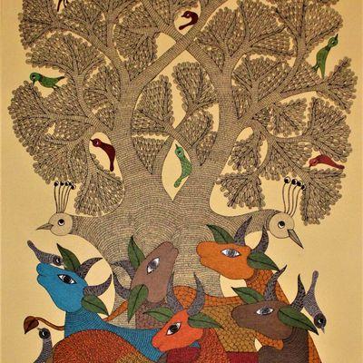 Peuples racines, Aborigènes du monde  : Exposition Grenoble à partir du 27 février