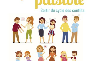Une famille enfin paisible - Anne-Catherine Sabas