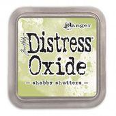 RATDO56201 : ENCRE DISTRESS OXIDE SHABBY SHUTT FEE DU SCRAP