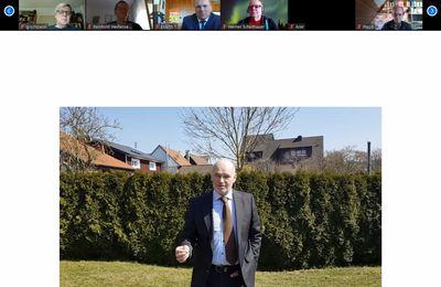 Das Hilfs- und Beratungsangebot des Virtuellen Senioren-Stammtisches ist weiterhin gefragt - Vorträge von Altlandrat Eberhard Nuß am 6.10. und 3.11.2020