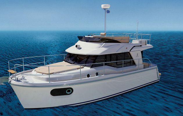 3 lancements mondiaux dans les bateaux à moteur pour Bénéteau au Nautic de Paris