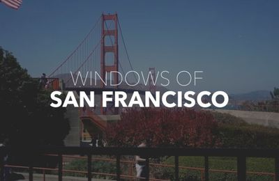 Immersion : 100 plans vidéo de San Francisco