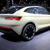 Skoda commence la production de batteries pour véhicules électriques! - FranceAuto-actu - actualité automobile régionale et internationale