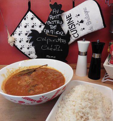 Crépinettes  Créoles au Cookeo, du Petit Bistro de Mamigoz