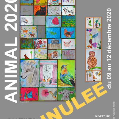 EXPOSITION ANIMAL 2020