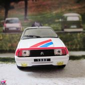 FASCICULE N°56 CITROEN VISA II CHRONO 1982 UNIVERSAL HOBBIES 1/43 - car-collector.net