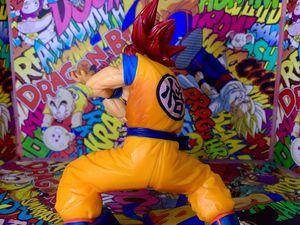 Blood of Saiyans Spécial vol.6 Son Goku God