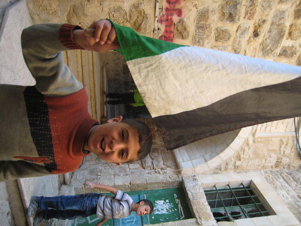 Cisjordanie Noel 2010