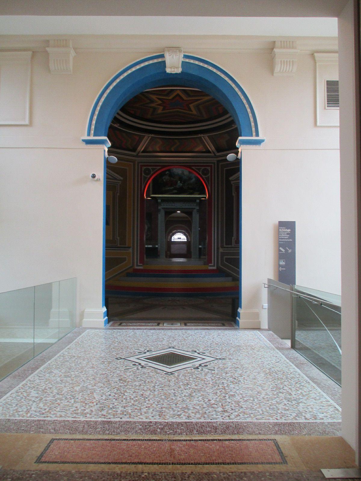 Amiens - Le Musée de Picardie et l'expo des Puys d'Amiens
