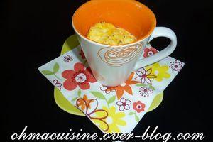 Omelette mug
