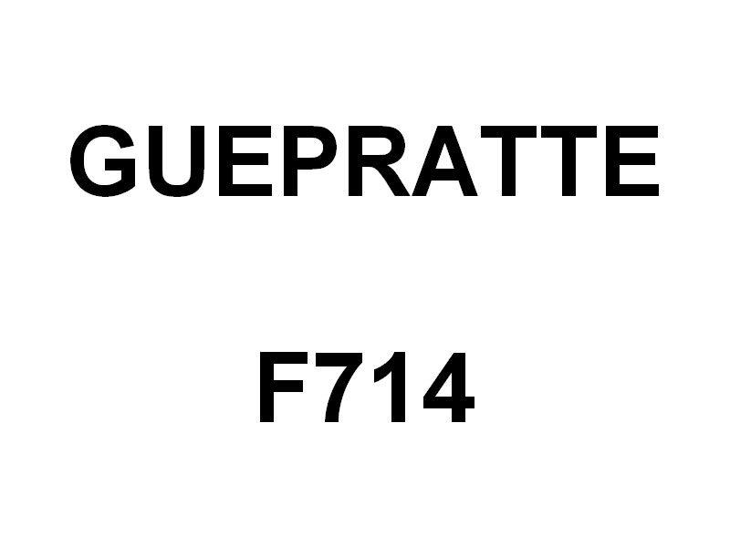 GUEPRATTE  F714 , Frégate type La Fayette (FLF) appareillant de Toulon le 16 septembre 2019
