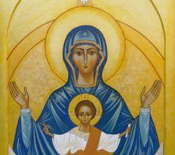 Marie chez les orthodoxes