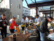 Seulement 78 participants à la randonnée de la Charente Limousine