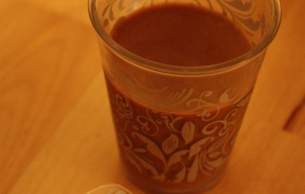 Panna cotta aux carambars caramel