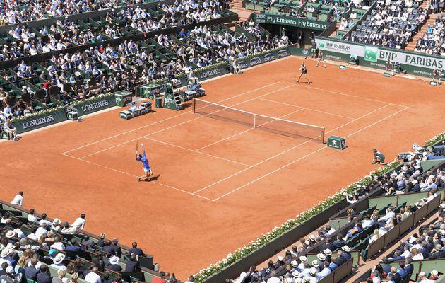 Audiences : Le bilan de Roland Garros 2017 sur France Télévisions