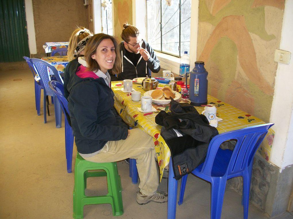 de Potosi a Uyuni.....puis programme dont une vizcacha (gros lapin a grande queue)