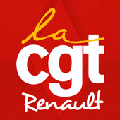 Web application de la CGT Renault