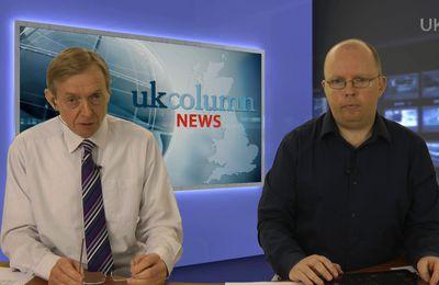 Actualités de UK Column en date du 9.08.21 (vidéo)