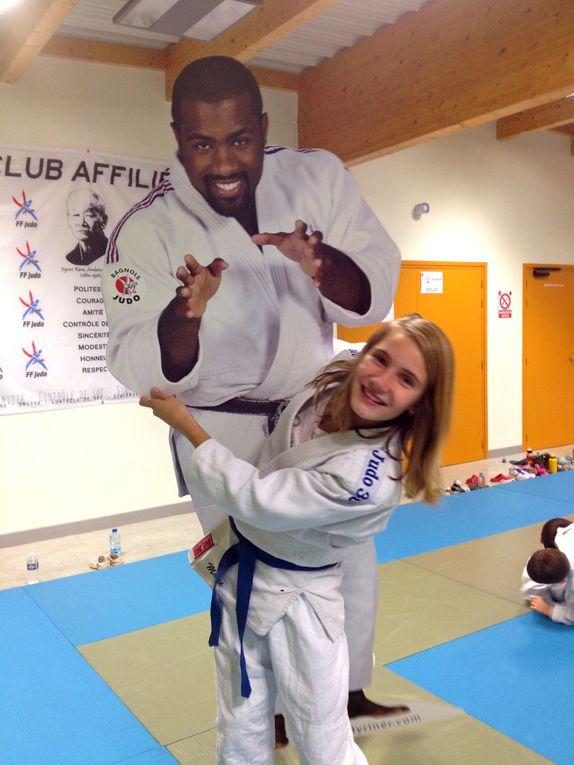 Album - Séance photo à Bagnols Judo