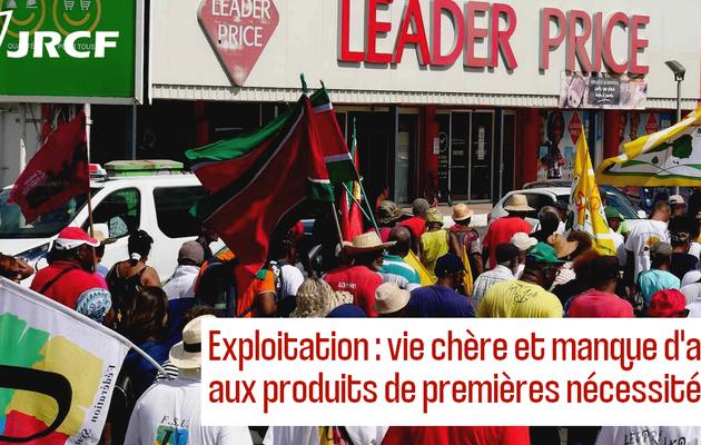 La France et le système colonial – l'exemple des Antilles françaises (2/3) : vie chère et manque d'accès aux produits de premières nécessités
