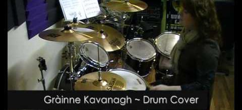 u2 pride (in the name of love) GRAINNE KAVANAGHT drum cover