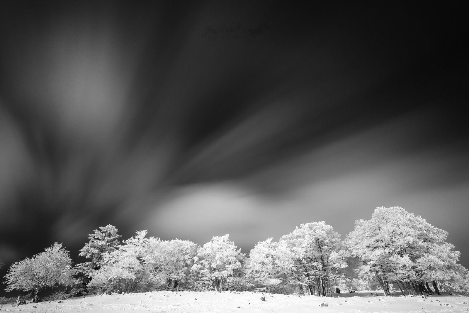 Le Larmont - Hiver - 26 - ©2021 Jean-Robert Longhi Photographie non libre de droits.