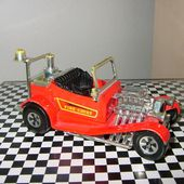 TACOT FORD POMPIERS CUSTOM 1/45 MATCHBOX - car-collector.net