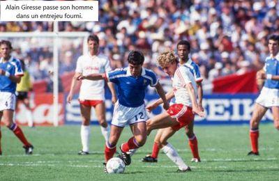 Coupe du Monde 1986 au Mexique, Groupe 3: Canada - France