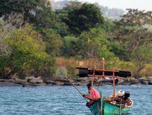 Le pêcheur de Sihanoukville