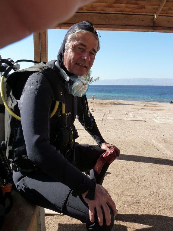 J8 - Plongée à Aqaba