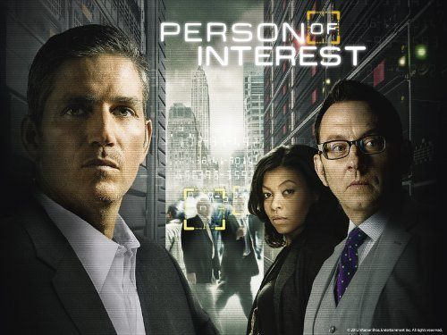 PERSON OF INTEREST - le doigt tendu de TF1