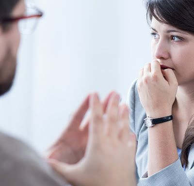 Treatment of anxiety disorder and counseling