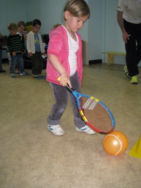 Album - baby tennis classe-katia