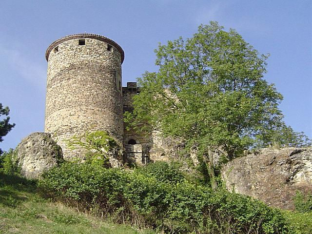 Diaporama château de Busséol